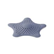 Starfish Drain Cover/Hair Catcher Surf Blue