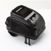 Bicycle Bike Cycling Front Frame Tube Handlebar Pannier Pouch Bag Waterproof # Black