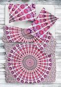 Beautiful Exclusive Mandala Wall Hanging Hippie Dorm Decorative Duvet Queen Doona Cover By Bohomandala