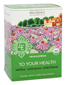 Four Elements Herbals Herbal Teas To Your Health 16 tea bags