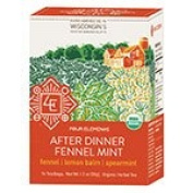 Four Elements Herbals Herbal Teas After Dinner Fennel Mint 16 tea bags