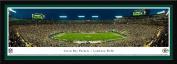 Green Bay Packers - Night Game at Lambeau Field - Blakeway Panoramas Print