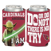 NFL Star Wars Yoda 350ml Can Coozie