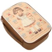 Afrocat Paper Doll Mate Better Beauty Pouch M Cosmetic Travel Bag Organiser