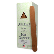 SOFT TOUCH Imperial Gold Wood Board Nail FIle 100 grit / 100 pcs