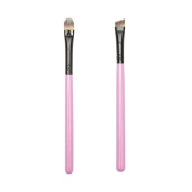 ON & OFF PINKLOVE BRUSH COLLECTION Blush, Large Crease and Large Shader Brush