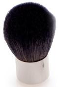 Shadey Minerals Kabuki Brush Platinum Handle