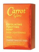 Carrot Glow Exfoliating Skin Lightening Soap 210ml by Carrot Glow