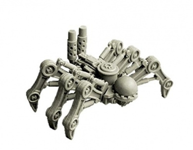 Spellcrow Conversion Bits: Cyber Spider Legs