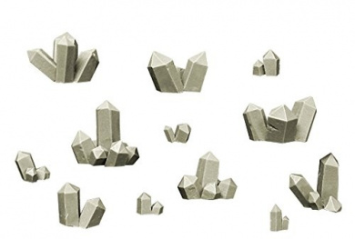 Spellcrow 28mm Game Terrain Necrolith Crystals