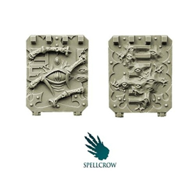 Spellcrow Conversion Bits: Changed Knights Door for Light Vehicles
