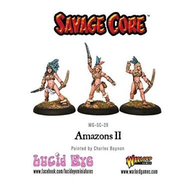 Savage Core: Amazons II