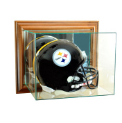 NFL Wall Mounted Football Helmet Glass Display Case