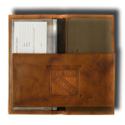 NHL Embossed Chequebook Cover