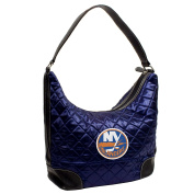 NHL Team Colour Quilted Hobo