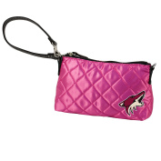 NHL Quilted Wristlet