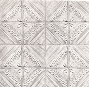 Vintage Knitting PATTERN to make - Mrs. Coolidge's Counterpane Motif Bedspread. NOT a finished item. This is a pattern and/or instructions to make the item only.