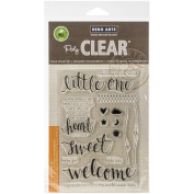 Hero Arts Little One Clear Stamp Set