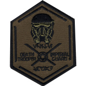 Official Star Wars Rogue One Death Trooper Guard Lucasfilm Iron On Patch