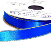 ACI PARTY AND SPIRIT ACCESSORIES Double Face Satin Glitz Royal