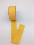 Celebrate IT- Ribbon plain ribbon with silk edge (yellow) 3.8cm x 5.5m