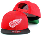 NHL American Needle Outfield Retro Flat Brim Snapback Cap