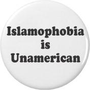 Islamophobia is Unamerican 5.7cm Bottle Opener w/ Keyring Support Muslim Families Islam
