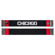 Reebok Men's NHL-Centre Ice-Knit-Colour Block-Team Scarf