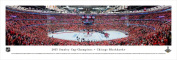 2015 Stanley Cup Champions - Chicago Blackhawks - Panoramic Print