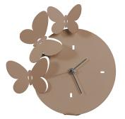 """""""Butterflies"""" Arti E Mestieri - Table Watch - Beige"""