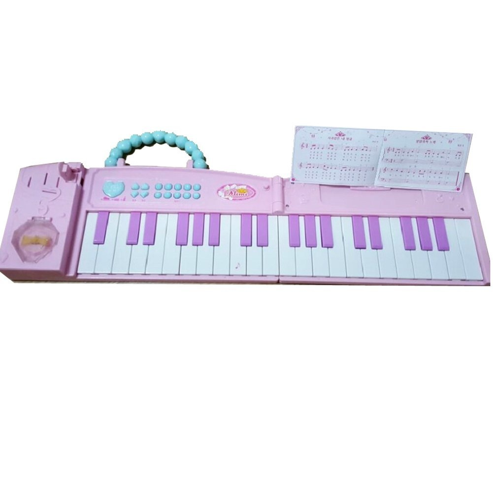 Portable Kids Piano 40 Keys Music Electronic Keyboard Key Board Kids Gift  Electric Piano Piano Toys Present for Children