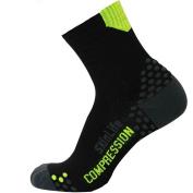 Running Socks – Anti-Blister Quarter Length Sport Socks – Dot Padding Technology