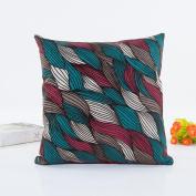 Matoen(TM) Geometric Patterns Polyeste Cushion Cover Throw Waist Pillow Case Sofa Home Deco