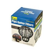 Kole Imports Pipe Gutter Filters Set