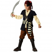 Pirate Mate Children's Costume