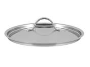 Inoxpran Pleasure Lid, Stainless Steel, Grey, 29 x 29 x 8 cm