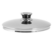 Inoxpran Classic Lid, Stainless Steel, Grey, 29 x 29 x 9 cm
