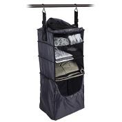 Portable Shelving Luggae Insert, Rise Gear, Grey