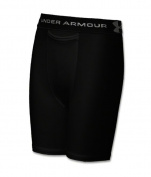 Under Armour 10cm Short Compression Tights with Cup Pocket