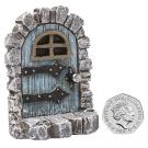 Fiddlehead - Mediaeval Fairy Door