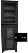 Punched Tin Hutch (Old Black)