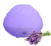 ZAQ Swirl Best Aromatherapy Ultrasonic Aroma Essential Oil Diffuser - 240ml - for Office Home Bedroom Baby Room Study Yoga Spa