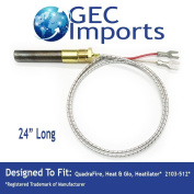 2103-512 Fireplace 60cm Thermopile