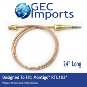 RTC182 Fireplace 60cm Thermocouple
