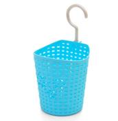 Storage Basket Plastic,Freedi Bathroom Kitchen Hanging Organiser Holder for Shampoo Cosmetics Food Vegetable