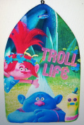 Swimways Dreamworks Trolls Floating Kickboard - Troll Life