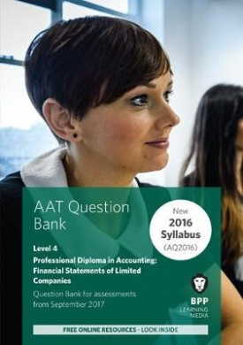 AAT Financial Statements of Limited Companies: Question Bank