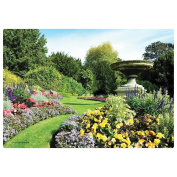 Hoffmaster English Garden Paper Placemat, 25cm x 36cm -- 1000 per case.