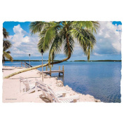 Hoffmaster Gulf View Paper Placemat, 25cm x 36cm -- 1000 per case.