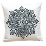 Clode® 45*45cm Fashion Pattern Pillow Case Sofa Waist Throw Cushion Cover Home Decor